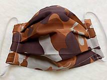 Rúška - Ochranné rúško/textilné - 11734332_
