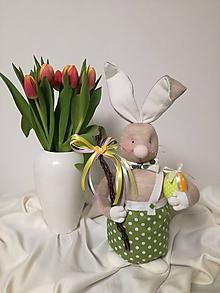 Dekorácie - Veľkonočný zajac - 11733915_