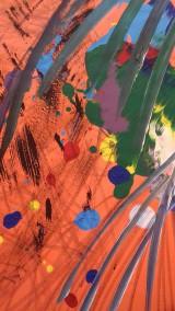 Obrazy - Orange lux - 11740222_