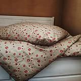 Úžitkový textil - Posteľná bielizeň - 2 sady - 11738344_