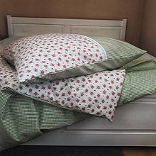 Úžitkový textil - Posteľná bielizeň - 2 sady - 11738586_