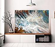 Obrazy - Morská pena - 11745776_