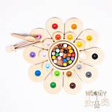 Hračky - KVIETOK- spoznávanie farieb  - 11743152_