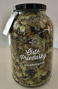 Potraviny - Čisté priedušky - bylinný čaj 550g - 11745639_