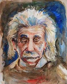 Obrazy - Einstein - 11745028_