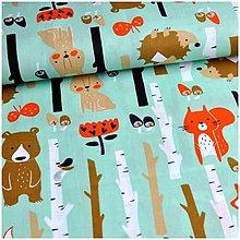 Textil - letný vak na spanie - 11743330_