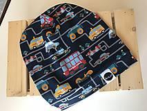 Detské čiapky - Cars - 11744003_