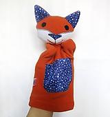 Maňuška líška - Lišiačik z Polnočného lesa