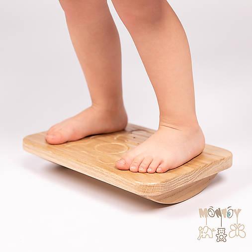 Balančná doska pre deti