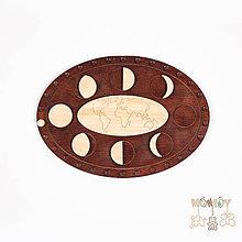 Hračky - Lunárny kalendár (fázy mesiaca) - 11746443_