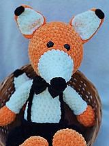 Hračky - Mr. Fox Alex - 11749339_