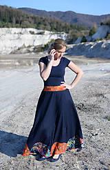 Sukne - ľanová sukňa Mína- AKCIA! - 11747862_