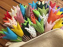 Dekorácie - tulipány,veľa tulipánov ...... - 11746981_