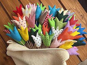 Dekorácie - tulipány,veľa tulipánov ...... - 11746986_