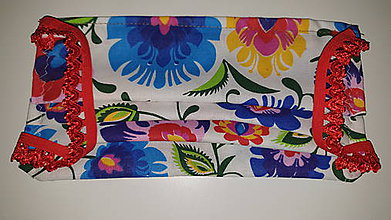 Rúška - Rúško kvetinka - 11749657_