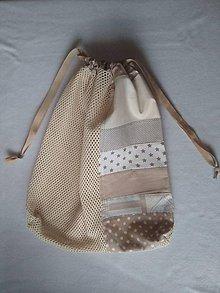 Úžitkový textil - zerowaste vrecko1 - 11753380_