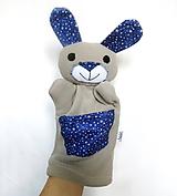Maňuška zajko - Zajo z Polnočného lesa