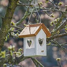 Pre zvieratká - Krmítko pre vtáčiky - 11751205_