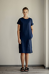 Ľanové šaty Marinero