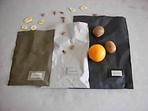 """Iné tašky - """"Uni vrecká"""" zo SnapPapu - 11752668_"""