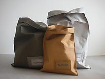 """Iné tašky - """"Uni vrecká"""" zo SnapPapu - 11752691_"""