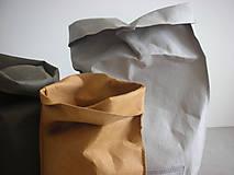 """Iné tašky - """"Uni vrecká"""" zo SnapPapu - 11752696_"""