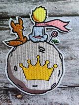 Galantéria - Nažehlovačka Malý Princ a líška - 11755694_