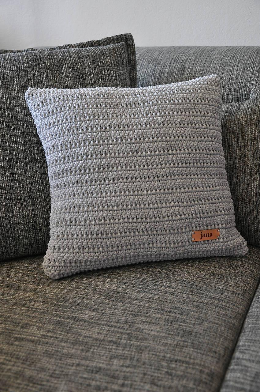Úžitkový textil - Vankúš - 11756359_