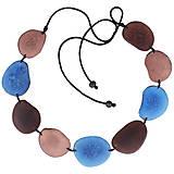 Náhrdelníky - Serpiente Color - 11759481_