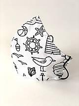"""Rúška - Dvojvrstvové rúško """"leto"""" (M) - 11760056_"""