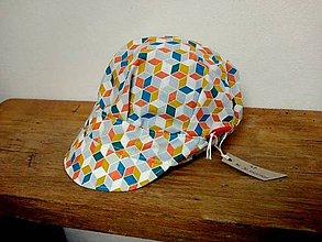 Detské čiapky - ŠILTOFKA bez plachtičky - ihneď k odberu - 11760973_