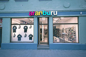 Grafika - Redizajn loga pre Aranburu - 11765677_