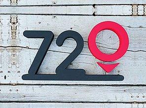 Tabuľky - Popisné číslo: Google Street Point - 11765668_