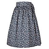Sukne - EVA - nariasená zavinovacia sukňa - RôZNE VZORY - 11766993_