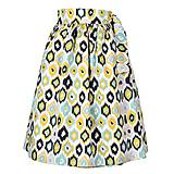 Sukne - EVA - nariasená zavinovacia sukňa - RôZNE VZORY - 11767002_
