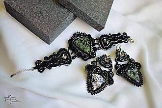 """Sady šperkov - Šujtášová sada """"Maleficent"""" - 11766978_"""