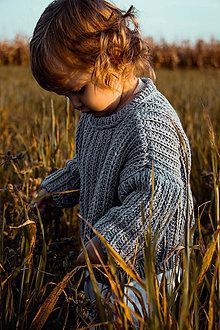 Detské oblečenie - Detský sveter Good Times - 11768589_