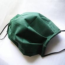 Rúška - Ochranné rúško na tvár - dvojvrstvové - skladom - 11767349_
