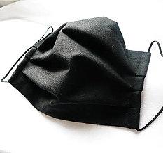Rúška - Ochranné rúško na tvár - dvojvrstvové - skladom - 11769392_