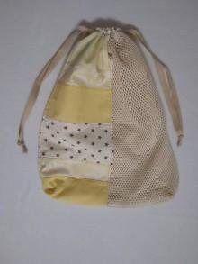 Úžitkový textil - zerowaste vrecko3 - 11773877_