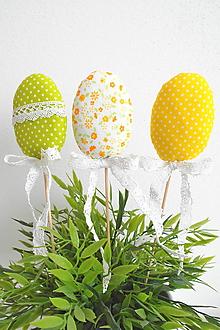 Dekorácie - Veľkonočné vajíčka - 11772759_