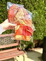 Rúška - Jemné rúško v krásnych farbách jesene - 11770885_