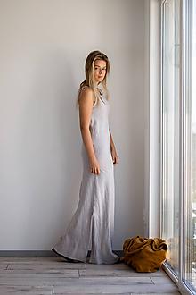 Šaty - Ľanové šaty Colorado - 11773988_