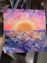 Obrazy - Západ slnka - 11773398_