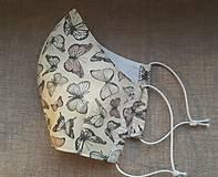 Rúška - Rúško tvarované - 11773390_