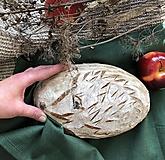 Úžitkový textil - Ľanová utierka (Tmavozelená) - 11772320_