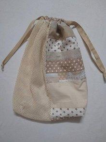 Úžitkový textil - zerowaste vrecko4 - 11775773_