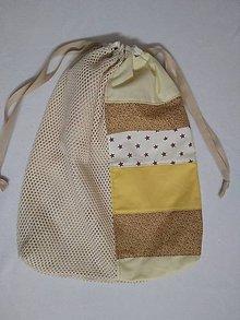 Úžitkový textil - zerowaste vrecko 5 - 11776100_