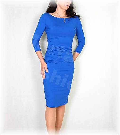 Šaty vz.513 i kr.rukáv (více barev)