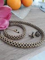 Sady šperkov - ELEGANTNÝ - 11775823_